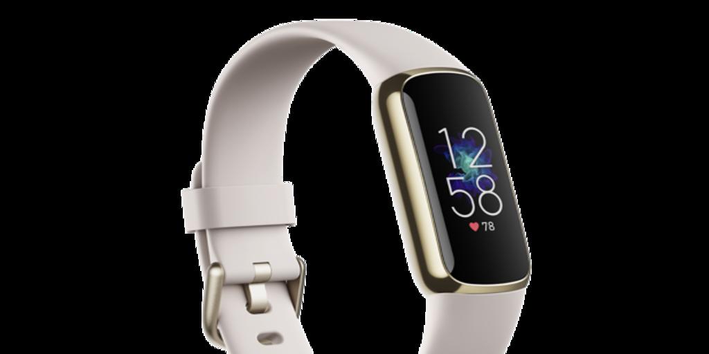 Nueva Fitbit Luxe, la pulsera de actividad para controlar el estrés