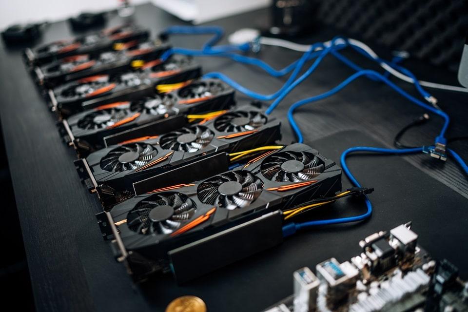 Las mejores tarjetas gráficas (GPU) para minar criptomonedas en 2021