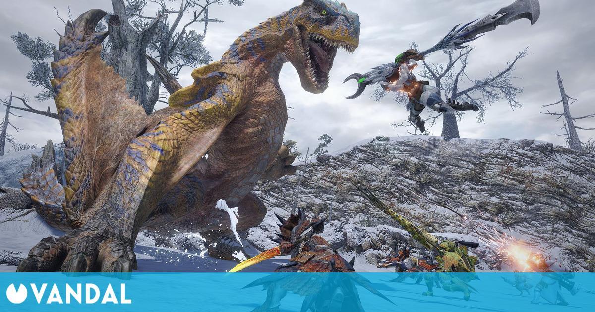 Monster Hunter Rise podría recibir su gran expansión en 2022, según rumores