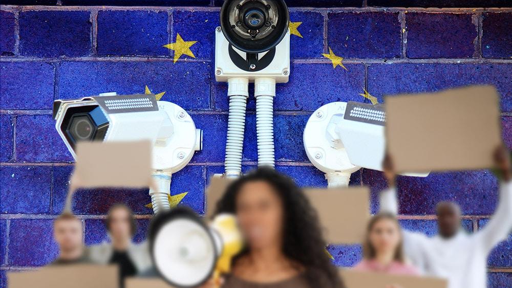 Europa activa un movimiento contra la vigilancia biométrica que erosiona la privacidad