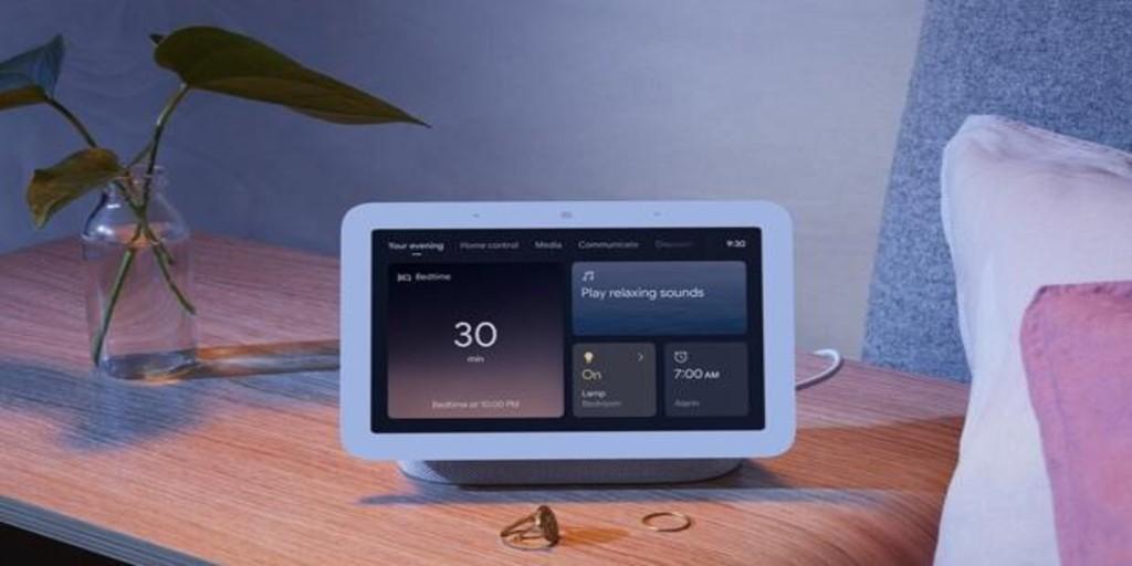 El nuevo Nest Hub de Google quiere monitorizar tu sueño por las noches