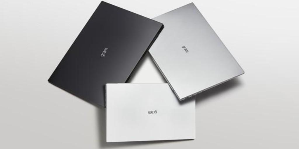 Llegan los nuevos LG Gram, los portátiles más ligeros del mercado