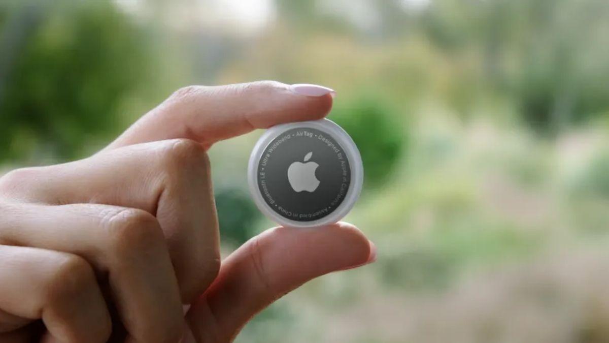 encuentra objetos perdidos desde tu iPhone