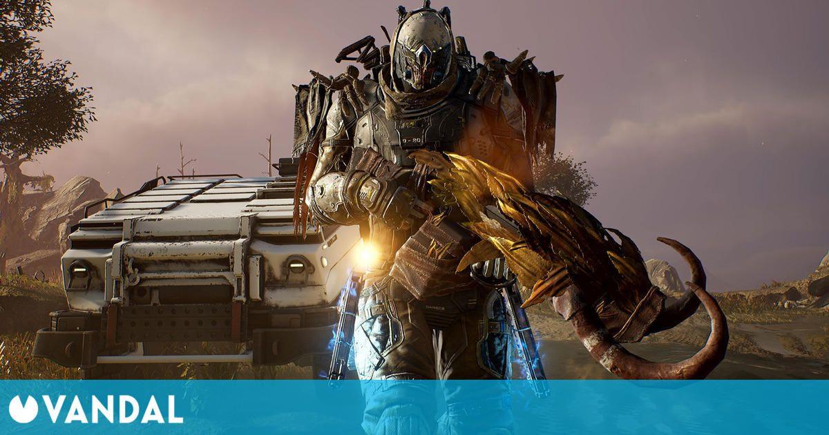 Outriders debuta con éxito en Steam con un pico de 111.953 jugadores simultáneos
