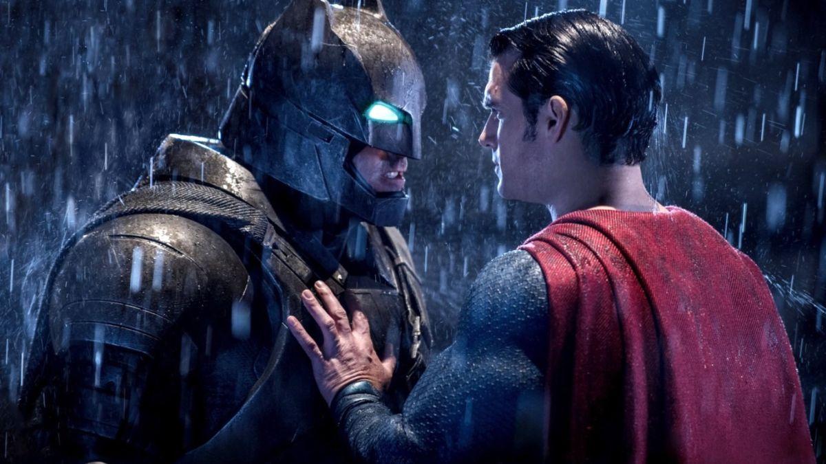 Batman v Superman iba a tener un título aún más ridículo