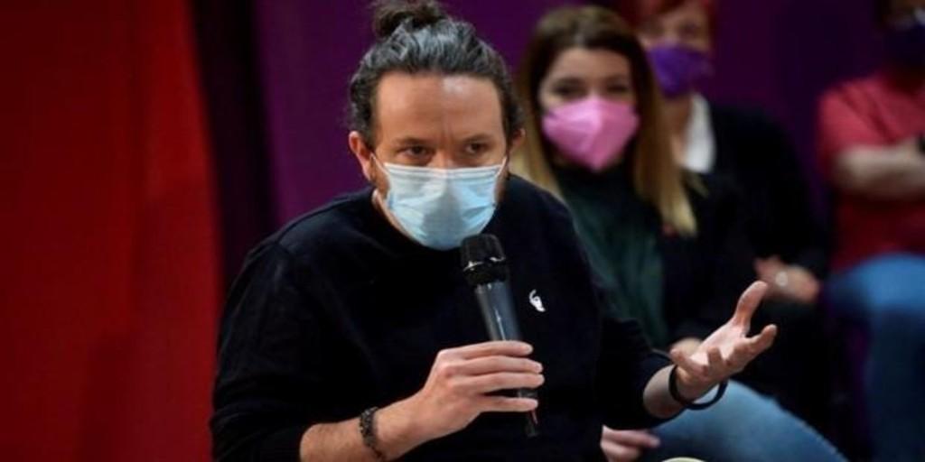 Iglesias y Casado, los dos políticos españoles más mencionados en tuits tóxicos durante la pandemia