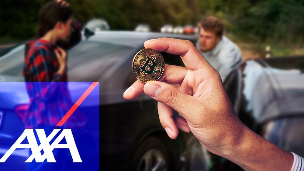 AXA Seguros comenzó a aceptar bitcoin como método de pago
