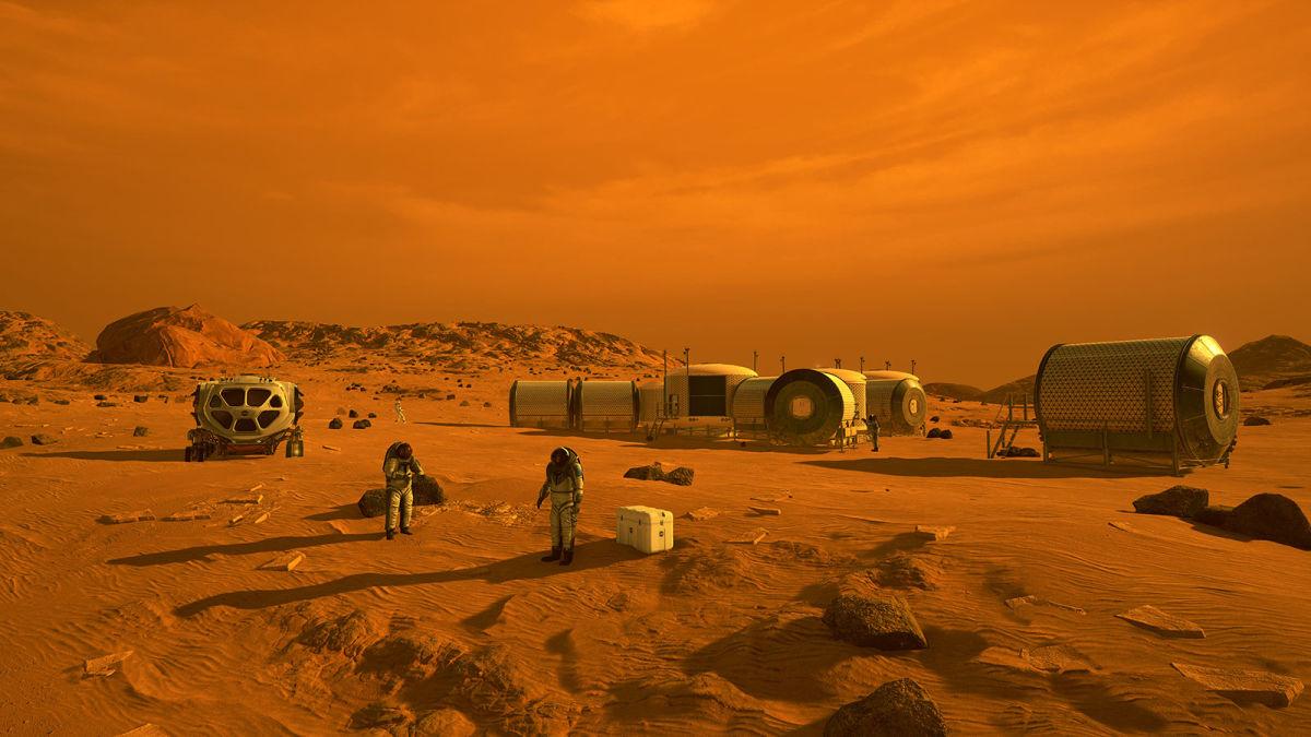 La NASA consigue generar oxígeno sobre la superficie de Marte