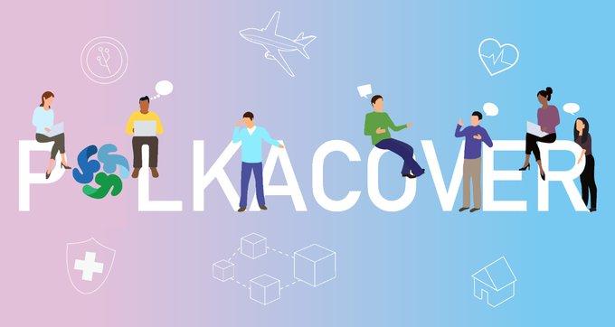 PolkaCover lanza la aplicación descentralizada de demostración de la plataforma
