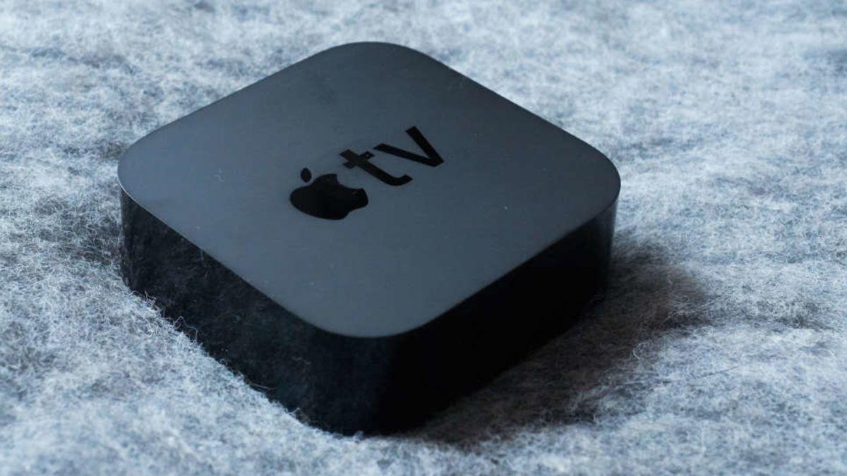 Apple trabaja en un Apple TV con cámara y un altavoz integrados