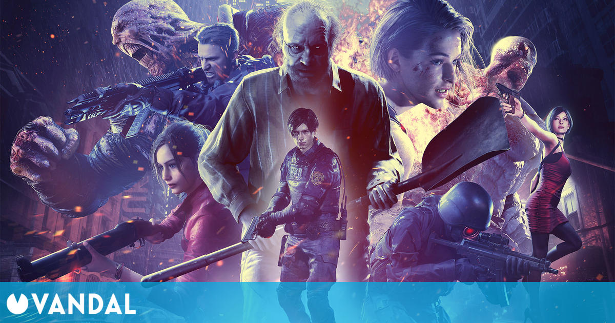 Resident Evil Re:Verse celebrará una nueva beta abierta del 14 al 16 de abril