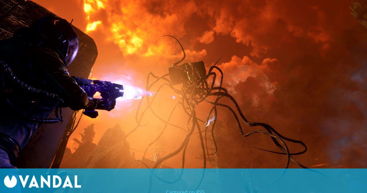 Returnal: Este 'gameplay' contiene nuevas escenas y detalles de la jugabilidad