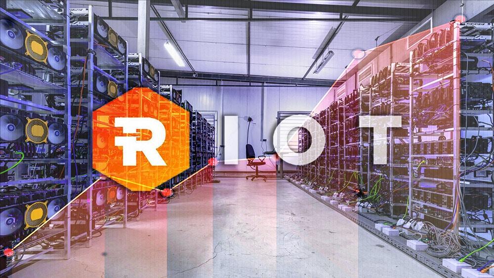 Riot Blockchain adquiere la instalación más grande de minería de bitcoin en Norteamérica