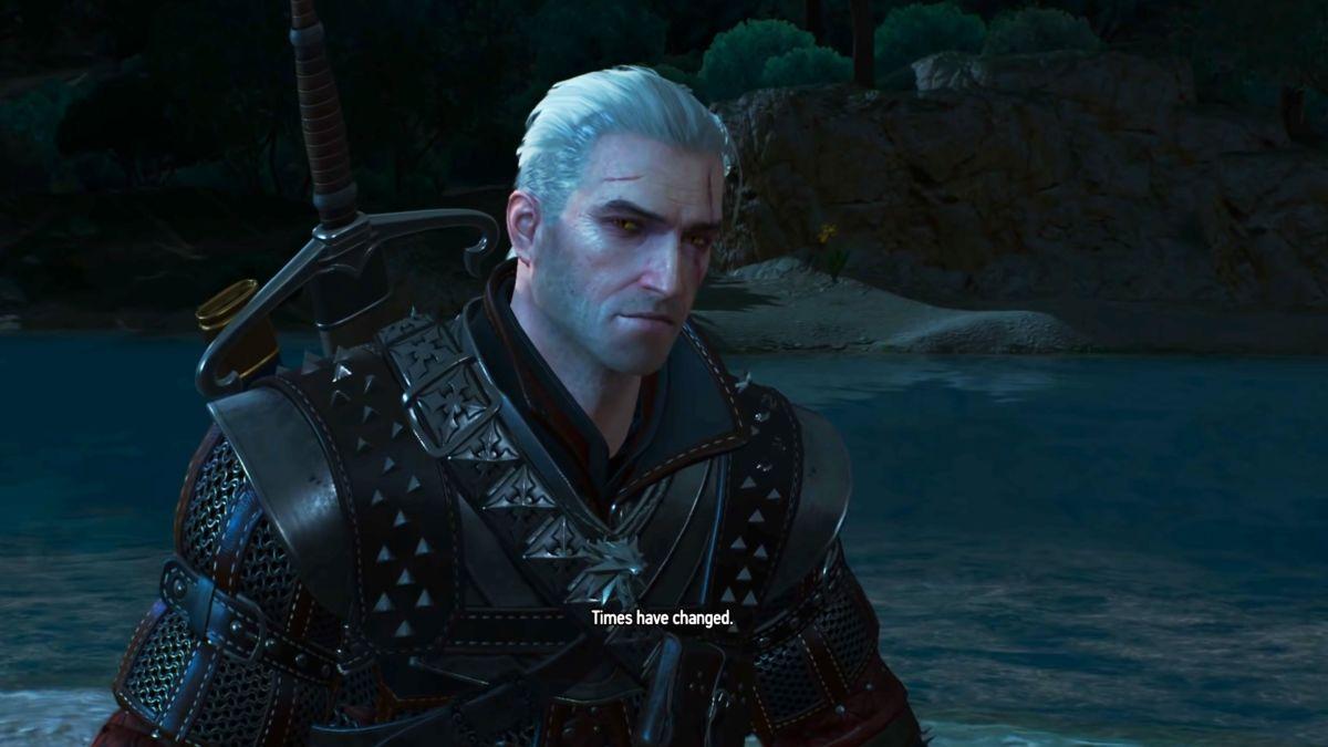 Una IA replica la voz de Geralt en esta campaña de The Witcher 3 hecha por fans