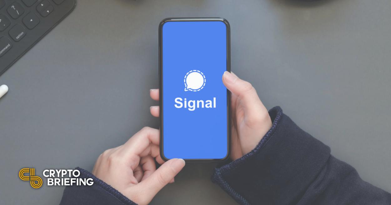 La señal menciona Zcash, Lightning como posibles opciones