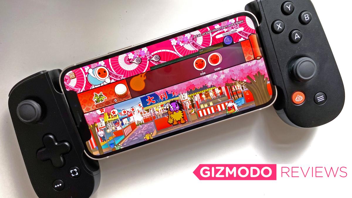 el dispositivo perfecto para convertir tu iPhone en una Switch