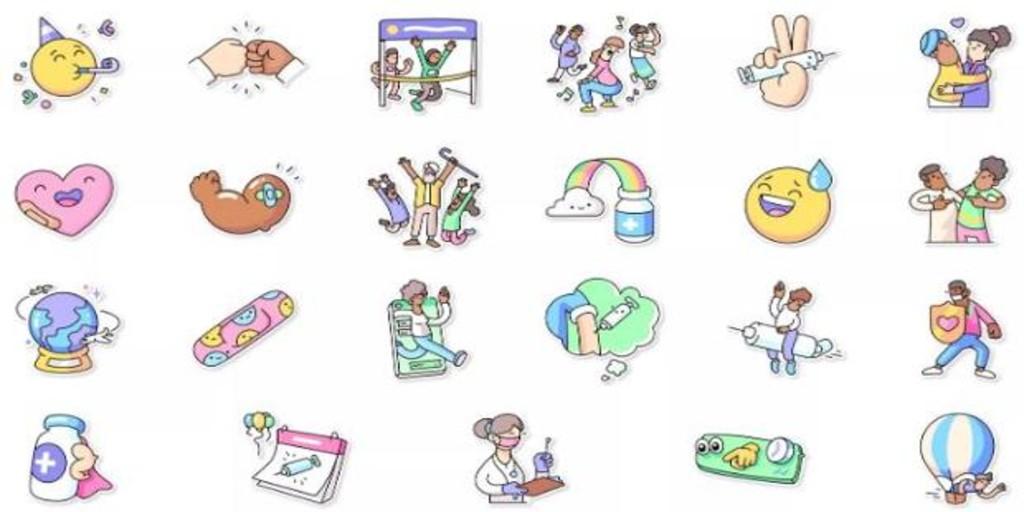 WhatsApp: WhatsApp lanza nuevos 'stickers' sobre vacunas: así puedes descargarlos