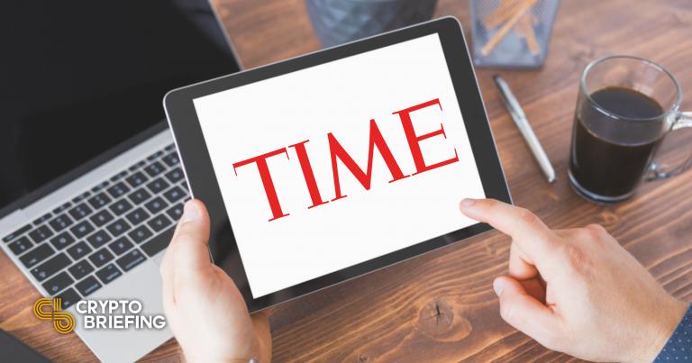 TIME llama a Coinbase y a empresas influyentes de DCG