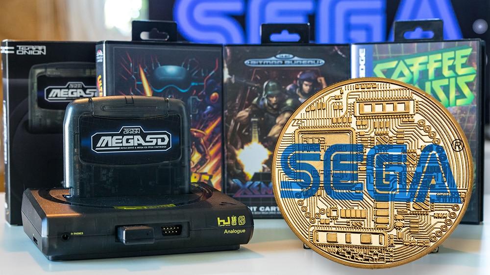 SEGA se unirá al boom de los NFT con tokens de videojuegos clásicos y futuros