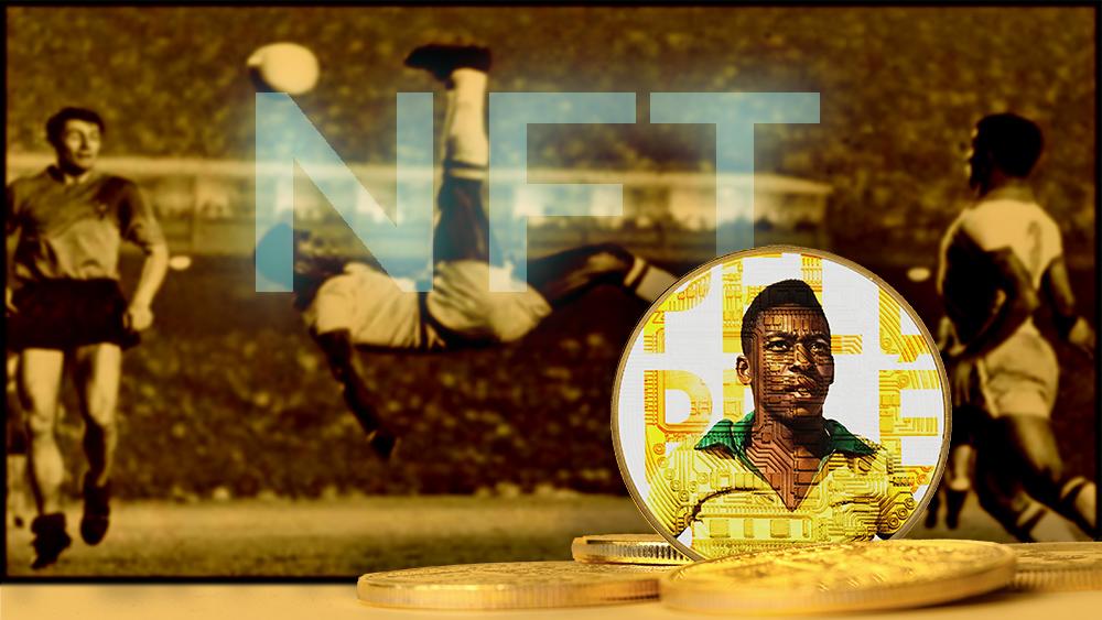 legado de Pelé será inmortalizado con su nueva colección de NFT