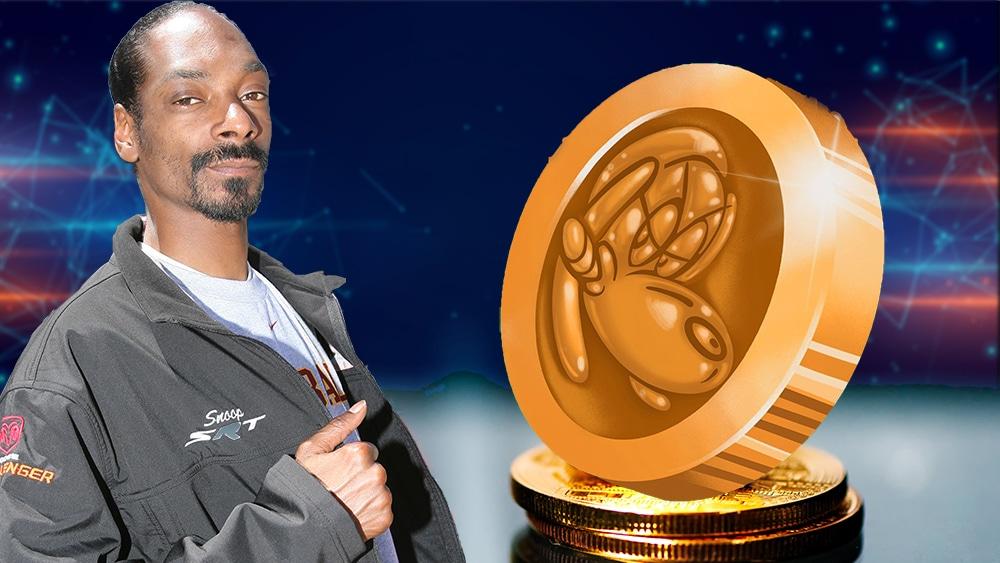 rapero Snoop Dogg lanza sus tokens NFT