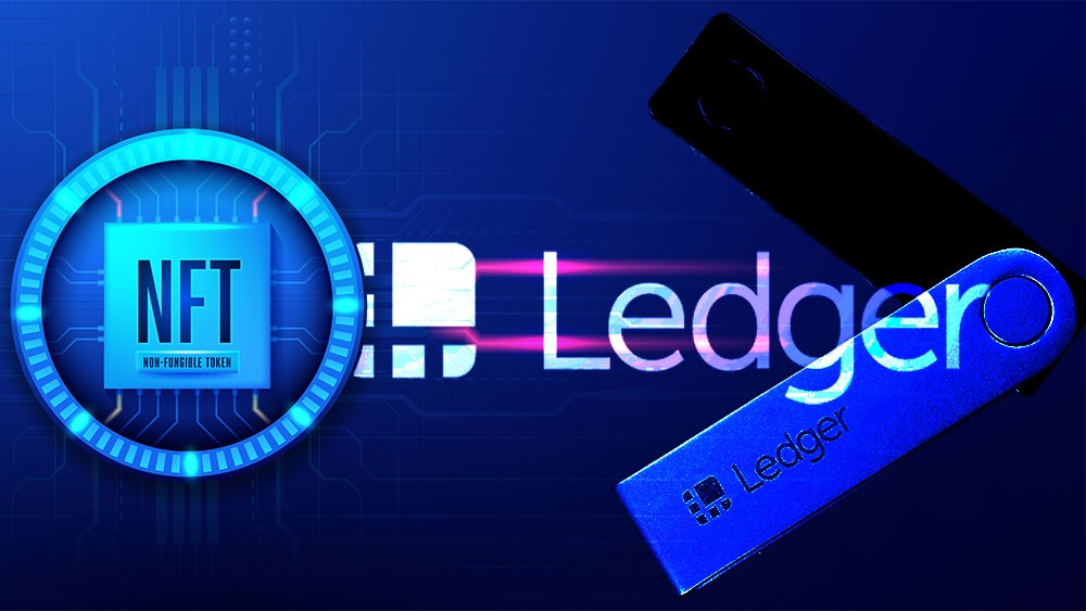 La «fiebre» por los NFT llega a Ledger y es liderada por un exejecutivo de Apple