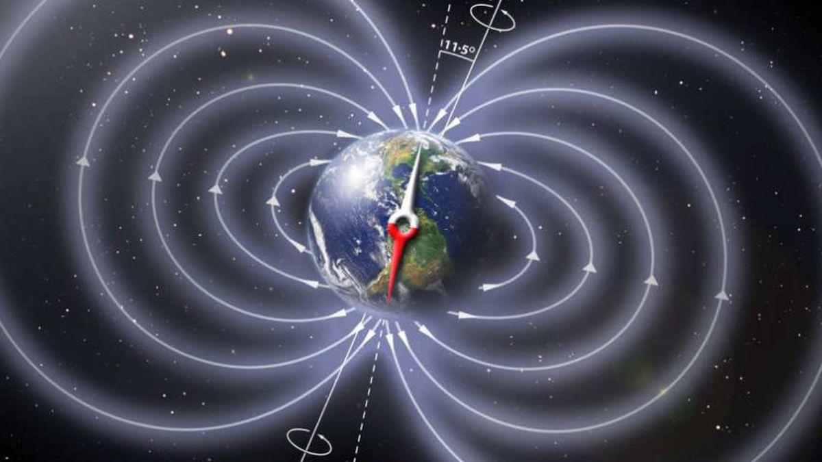 El cambio climático altera el eje de rotación de la Tierra