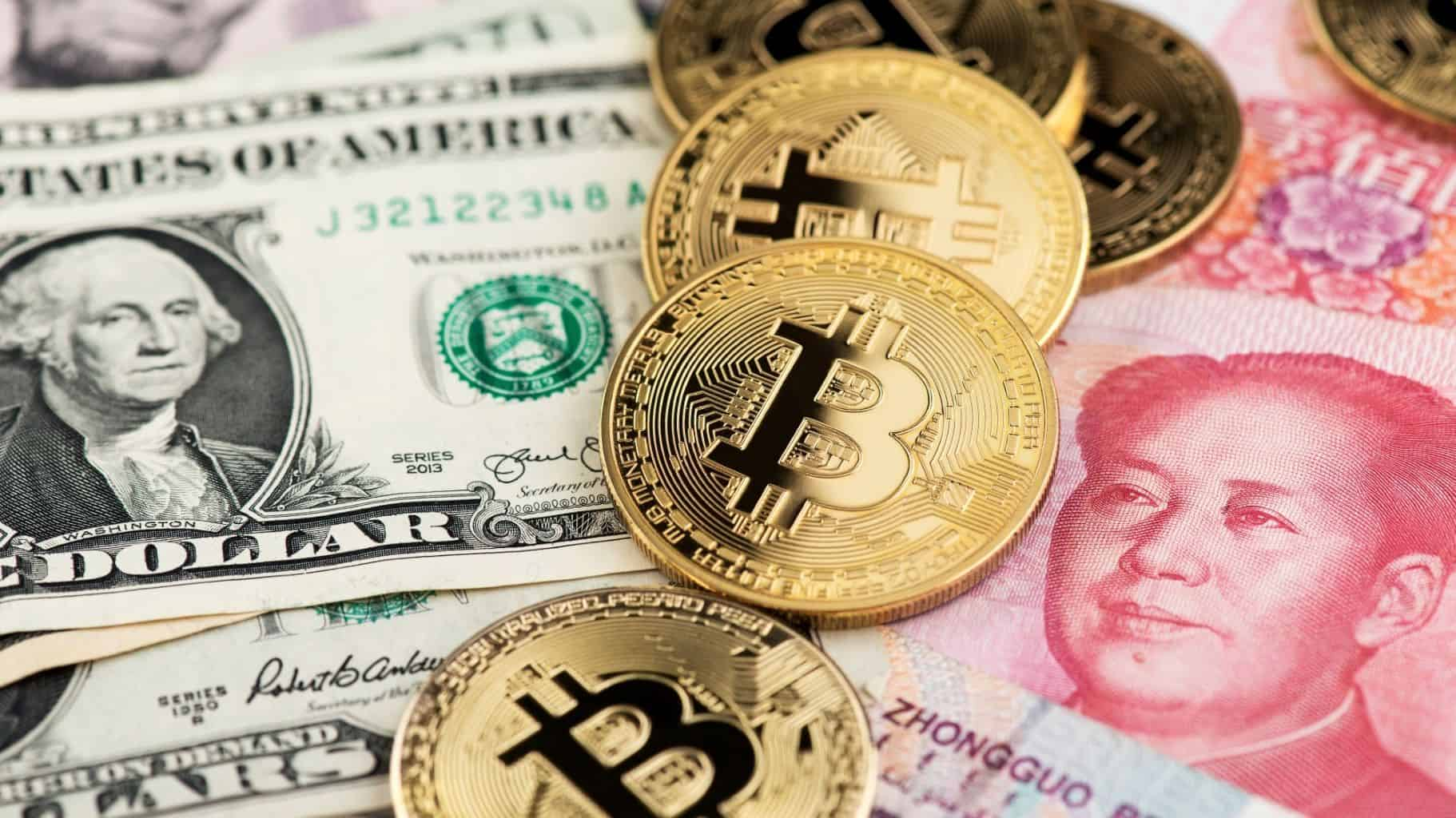 China Podría Usar Bitcoin Como Arma Financiera Contra Estados Unidos