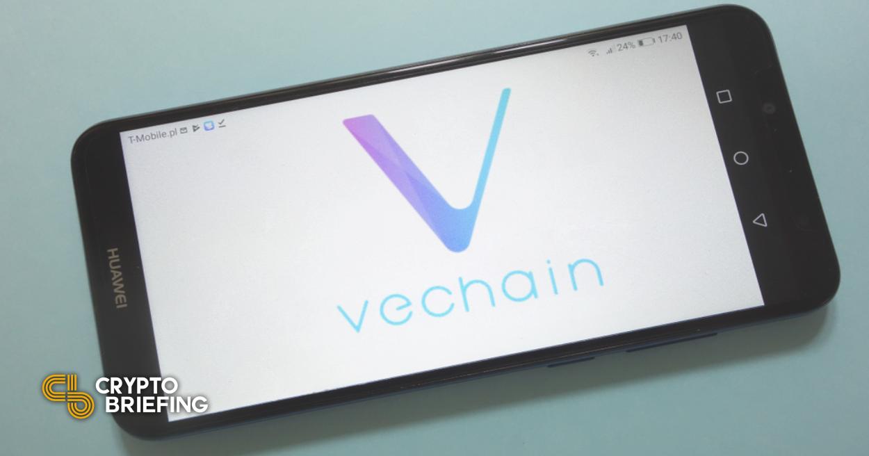 VeChain se consolidará antes del próximo gran movimiento de precios