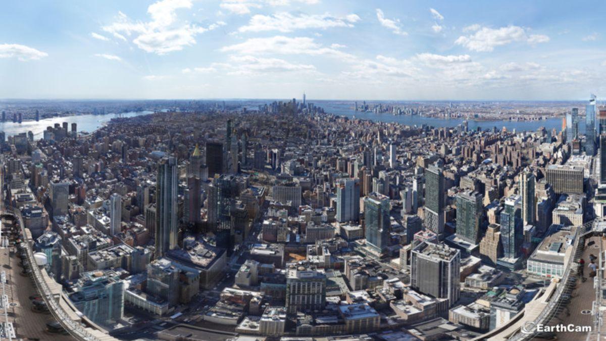 La alucinante foto más grande jamás tomada a Nueva York