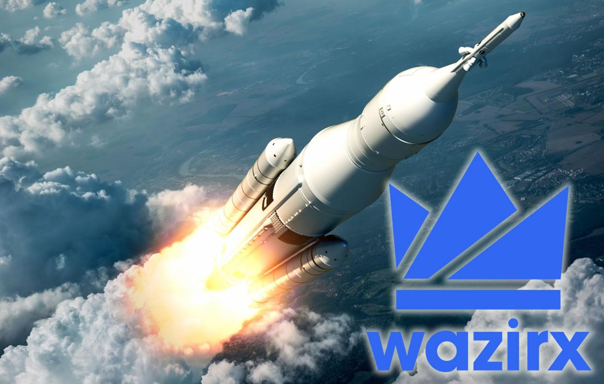 El Token WRX Se Revaloriza Un 250% En 24 Horas Por El Próximo Lanzamiento De La Plataforma De WazirX