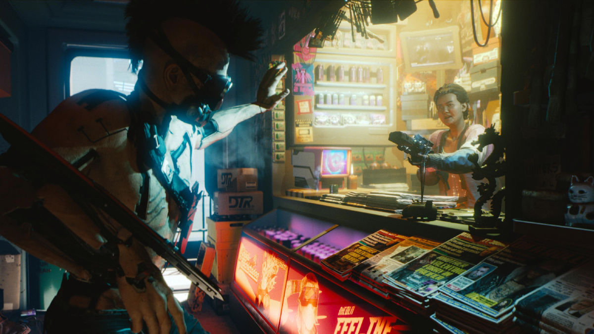 CD Projekt Red bate todos sus récords con Cyberpunk 2077