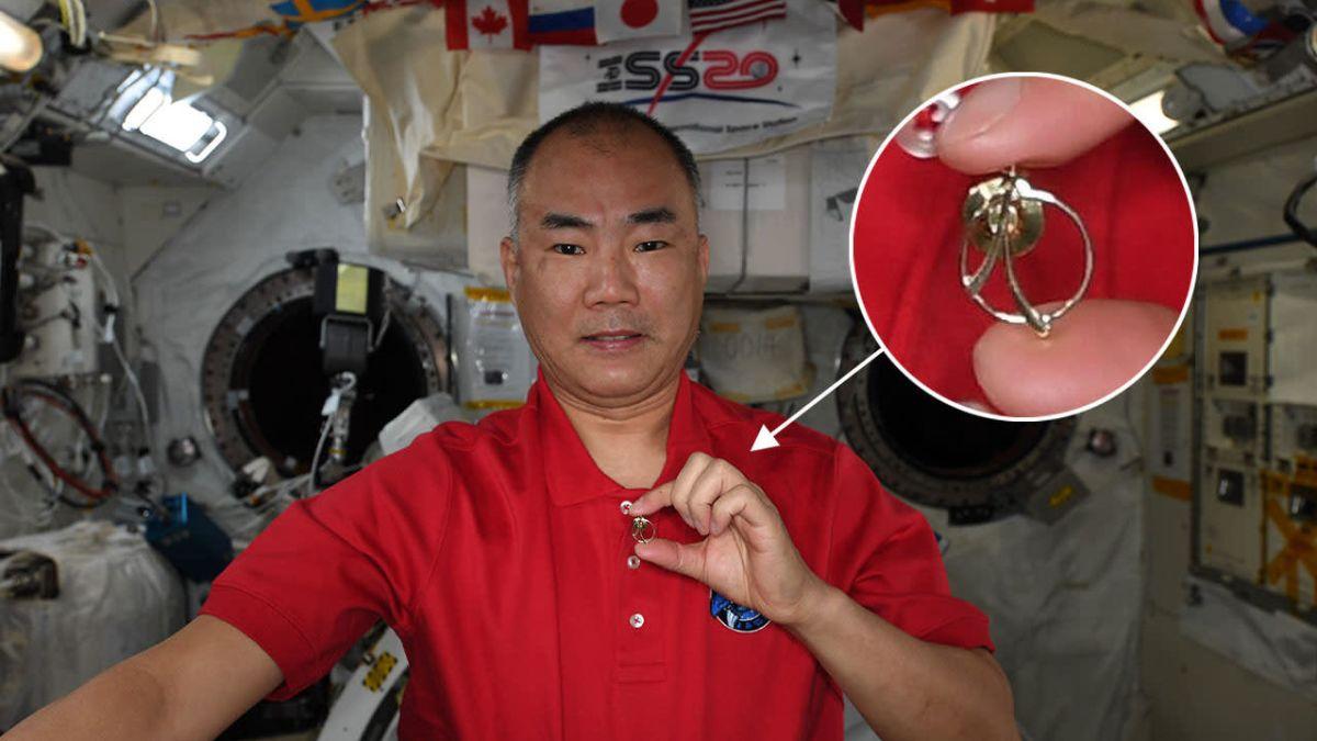 Crean una insignia universal para todas las personas que viajen al espacio