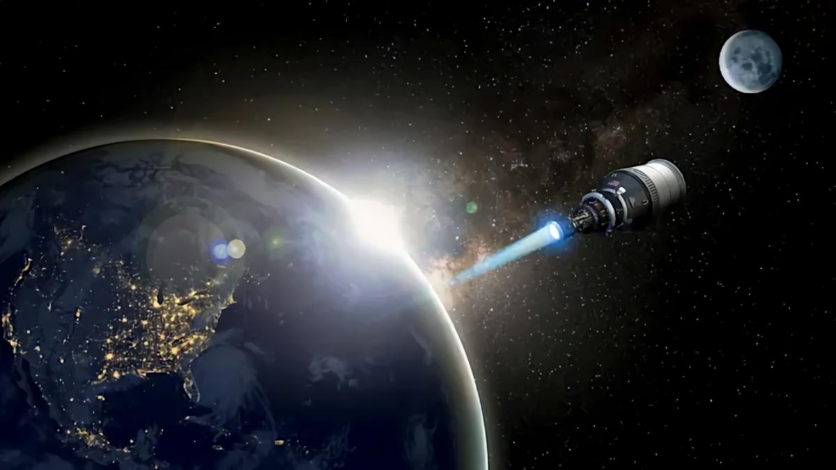 Blue Origin y Lockheed Martin construirán nave espacial nuclear
