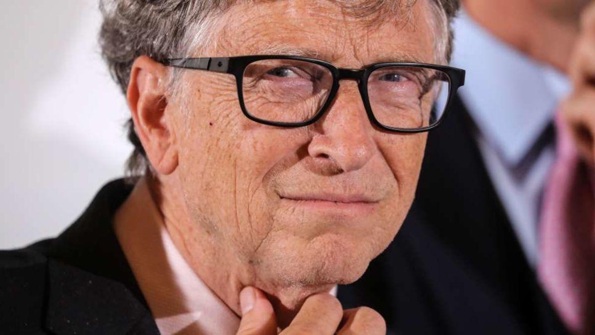 Bill Gates dice no a compartir las patentes de las vacunas
