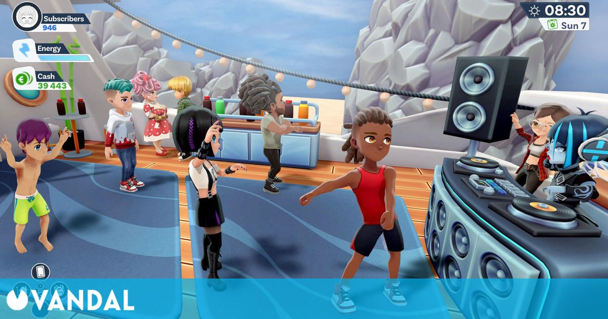 Anunciado Youtubers Life 2: Llegará a PC, Nintendo Switch, PS4 y Xbox One en 2021