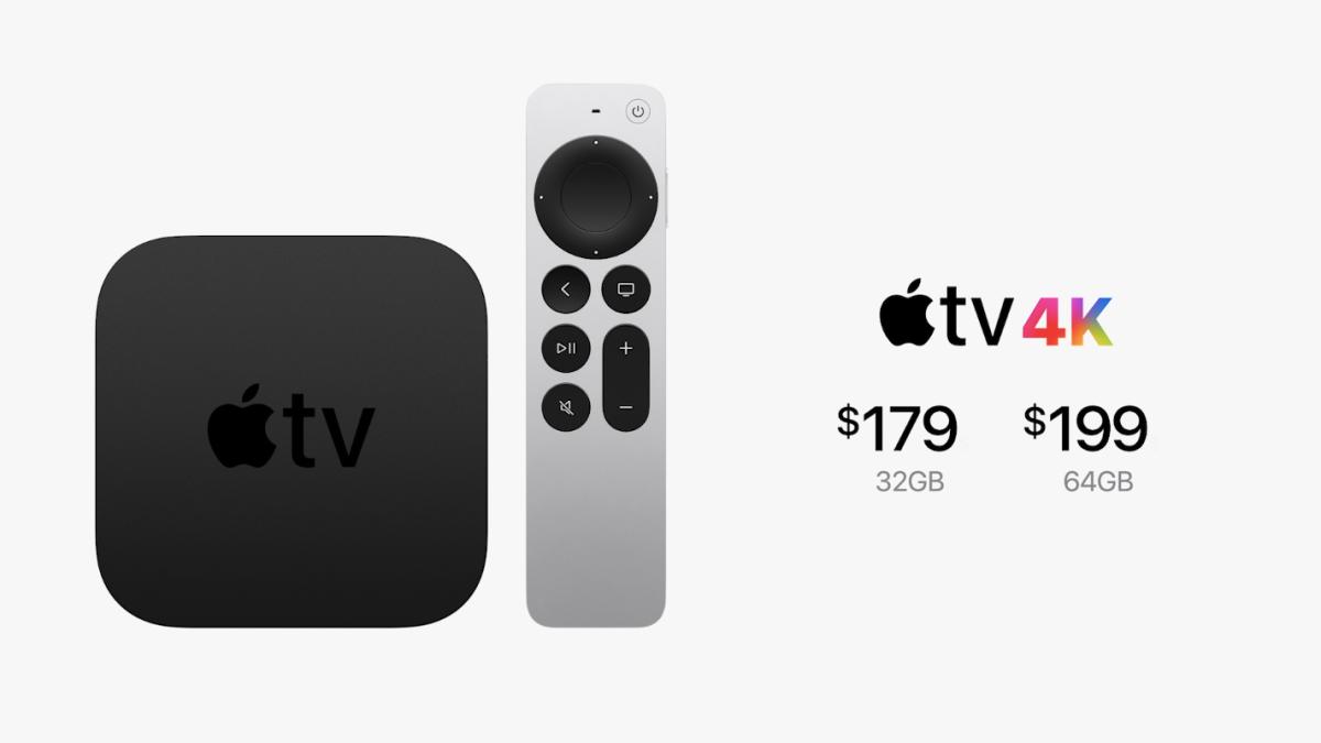 El nuevo Apple TV 2021 y control remoto con Siri ya están aquí