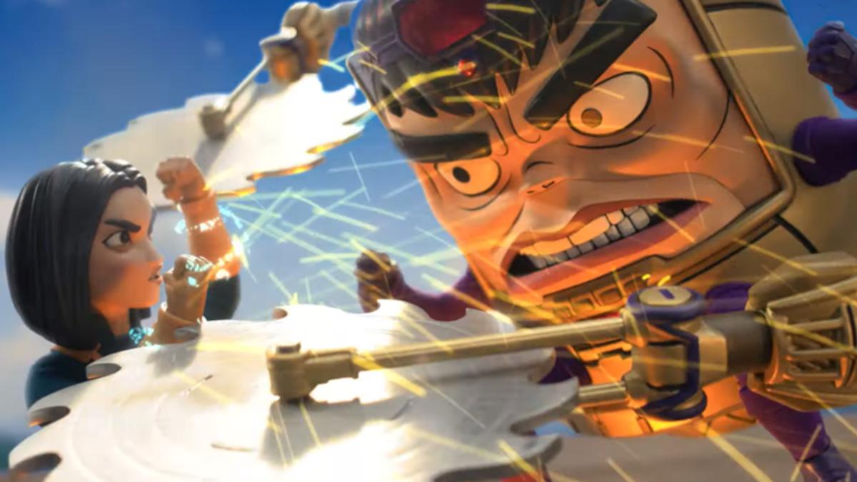 Nuevo tráiler de MODOK, la serie animada de Marvel para Hulu