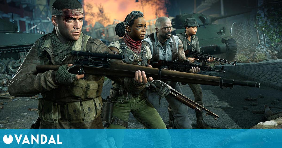 Zombie Army 4: Dead War recibe mejoras gratuitas en PS5 y Xbox Series X/S