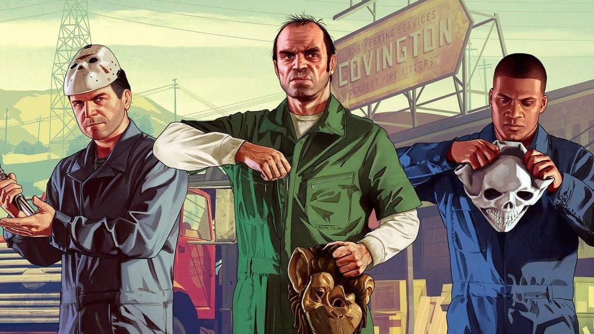 El nuevo Grand Theft Auto 6 no llegará antes de 2024