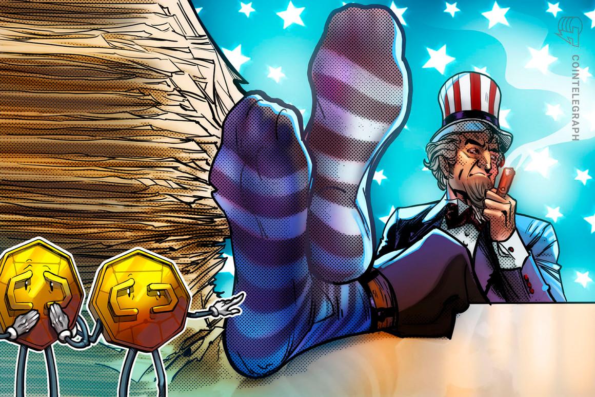 ¿El plan de impuestos sobre las ganancias de capital de Biden hará que las criptomonedas bajen a la tierra desde la luna?