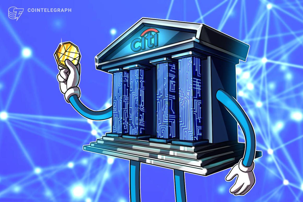 Citigroup considera lanzar servicios de criptomonedas debido al aumento de la demanda de los clientes en Wall Street