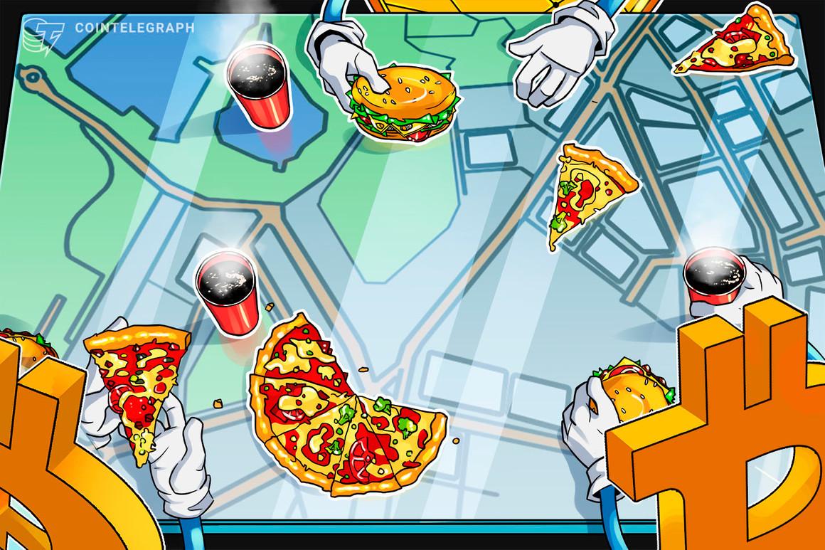 Bitcoin por pizza, no al revés, es la oferta de Papa John's para sus clientes del Reino Unido