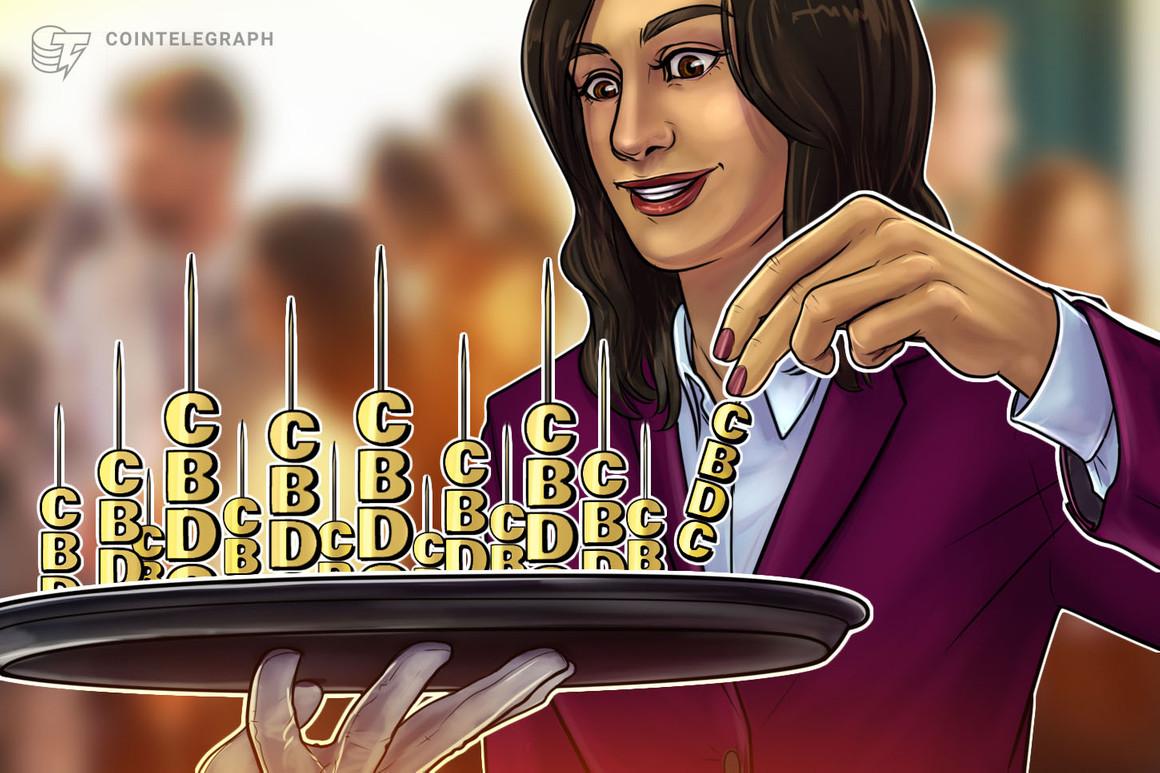 El Banco Nacional de Georgia presenta su CBDC «Digital Gel»