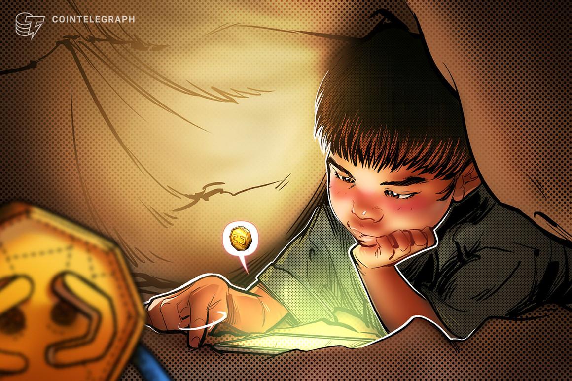¿Qué quieren los niños en el 2021? ¿Efectivo, caramelos o Bitcoin?