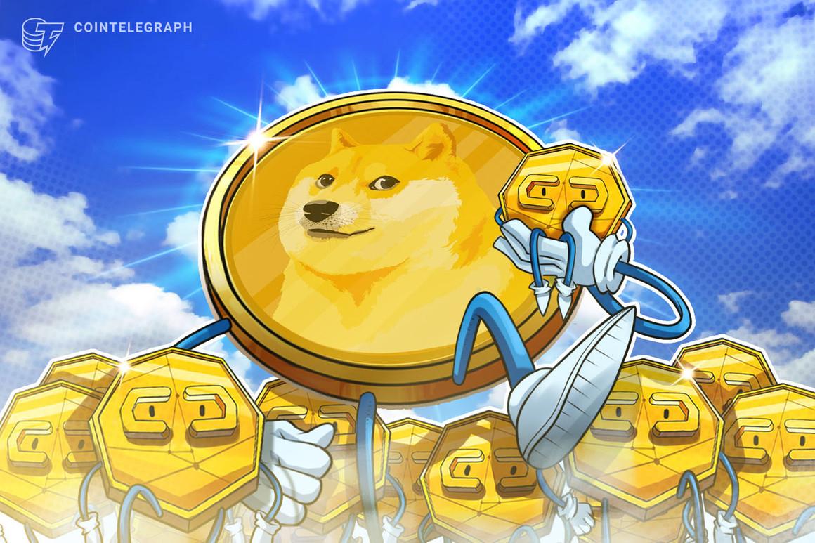 Dogecoin supera la capitalización de mercado de Tether tras ser incluida en eToro