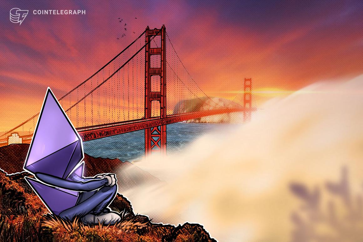 la blockchain de Ethereum es la nueva San Francisco