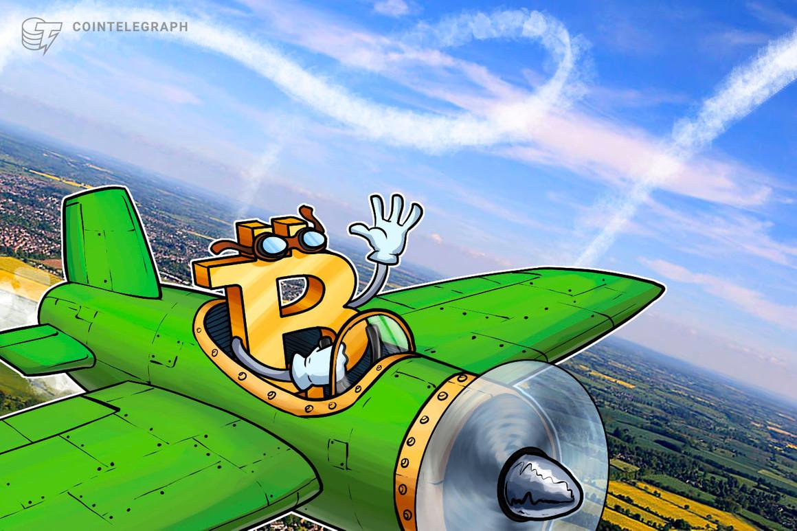 El precio de Bitcoin rebota a pesar de la caída de las acciones y Ethereum alcanza un nuevo máximo de $4,350