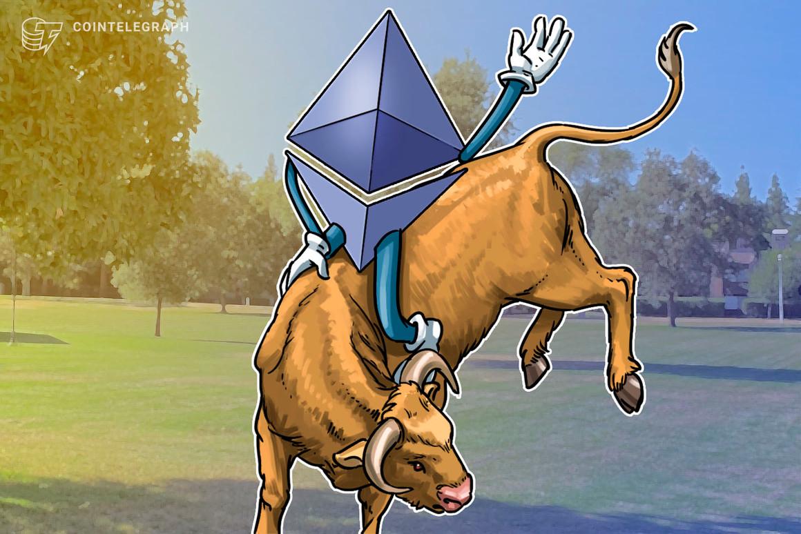 Los alcistas de Ethereum controlan el 100% del vencimiento de las opciones de ETH de USD 470 millones esta semana