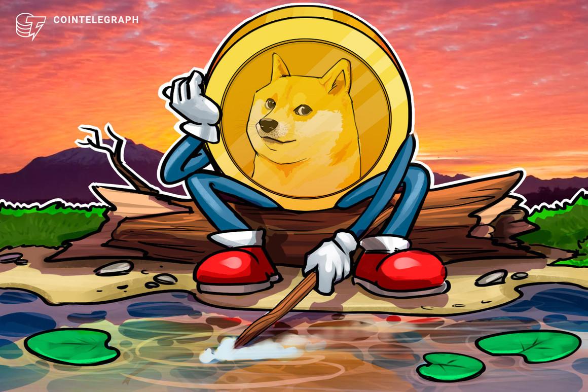 El precio de Dogecoin en caída libre, ¿quién es el culpable? ¿Las ballenas, las instituciones o los traders minoristas?